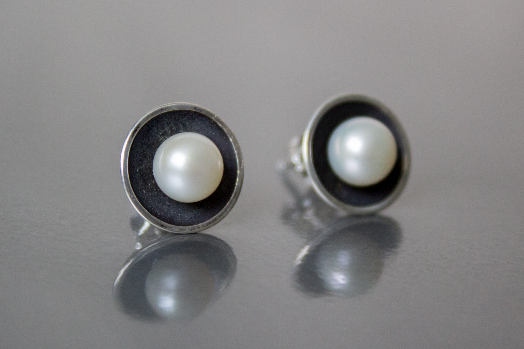 white dp com button sterling for pearl cultured studs earrings amazon jewelry silver stud girls freshwater