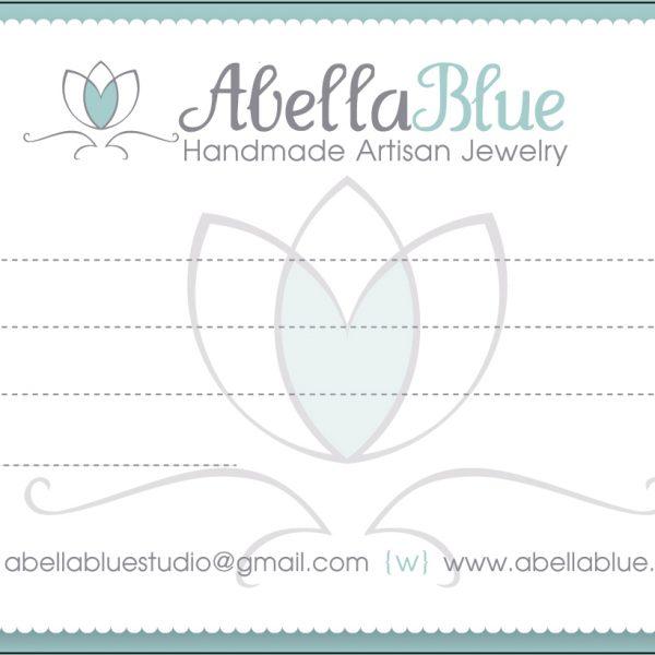 abella blue gift certificate