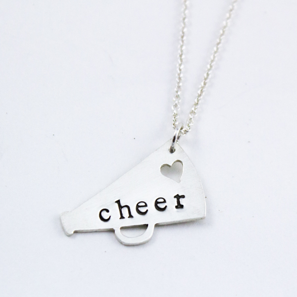 cheerleader necklace