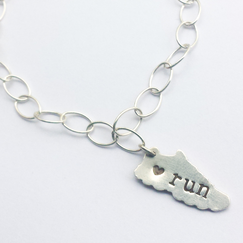 Charm Bracelet for Runners