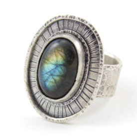 Starburst Ring by Abella Blue
