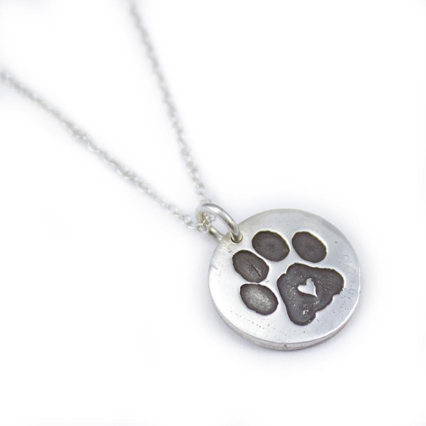 Handmade dog lovers necklace